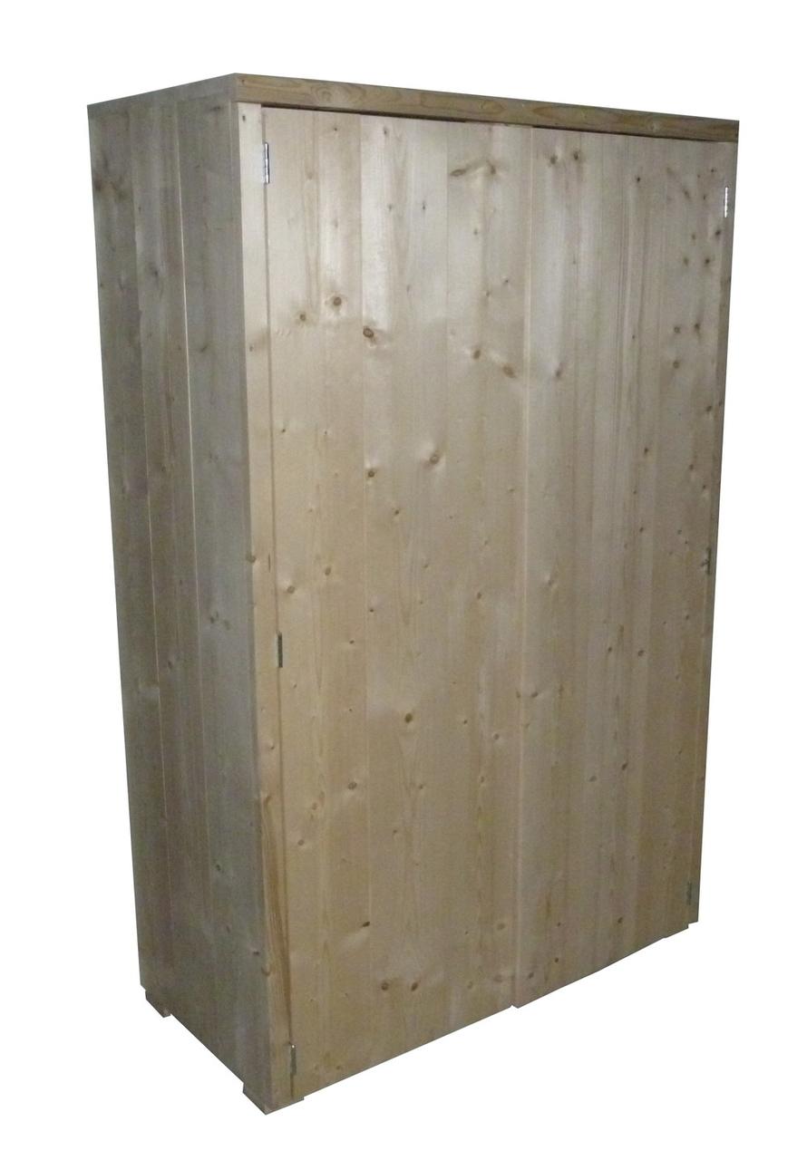 Kast Steigerhout Bouwpakket 2 Deuren