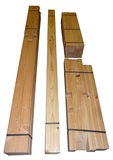 Douglas hout tuintafel bouwpakket