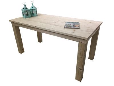 Steigerhout tafel bouwpakket