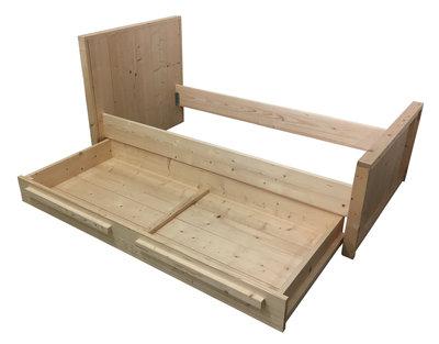 Bed lade bouwpakket