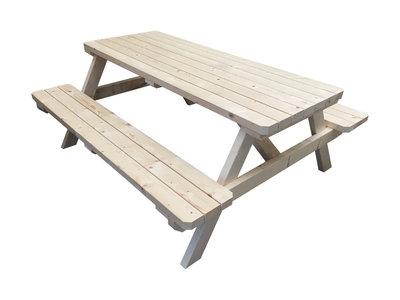 Picknicktafel bouwpakket