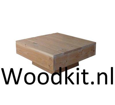 Salontafel Douglas hout bouwpakket