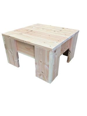 Tuintafeltje douglas hout bouwpakket